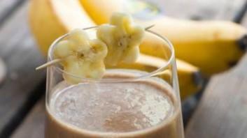 Бананово-шоколадов шейк