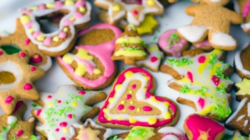 Захарни бисквитки