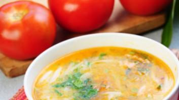 Унгарска рибена супа