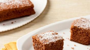 Десерт с киноа и бадемово мляко (веган)
