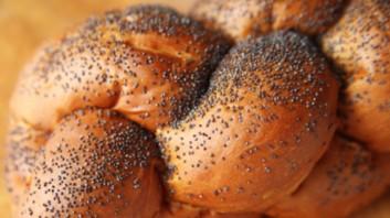 Еврейски сладък хляб