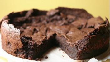 Сочен шоколадов сладкиш